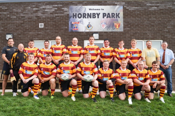 Back Row: M. Richardson, J. Harrison, S. Ahston, J. Storey, A. Kemp, M. Stockdale, L. Kidson, P. Storey, L. Wood, S. Burmiston, A. Train K. Braham (President)