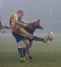 New Milton 2s v East Dorset still