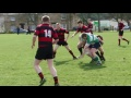 James Kelly try 2 at North Berwick sevens 20-04-2013 still