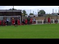 Aaron Matthews scores against Ramsgate 13-8-11 still