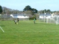 Ben O Penalty miss against Gwalchmai still