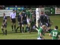 SRTV - Scotland A v Ireland Wolfhounds 26 Jan 2011 still