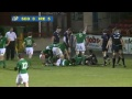 SRTV - Scotland U20 v Ireland U20 25th February 2011 still
