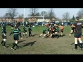 York U10's V Harrogate 4 25.03.12 still