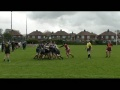 Tries in Plate semi vs West Park still