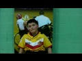 Travis Wheelchair Rugby League Interview still