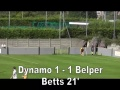 Loughborough Dynamo 3 - 4 Belper - FA Trophy Preliminary Round still