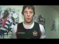Joel Tomkins Supports Chorley Panthers still