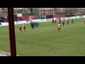 Ashton United 2-2 Hednesford Town - Evo-Stik NPL 09/02/13 still