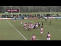 GALA v MELROSE SCOTTISH CUP SEMI FINAL - 30.3.13 - RUGBY HIGHLIGHTS still