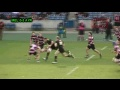 SCOTTISH CUP FINAL 2013 - AYR v MELROSE - BORDERS RUGBY TV still