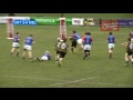 MATT LOCHRIE CUP 2013 - GALA RED TRIANGLE v MELROSE U16 - BRTV HIGHLIGHTS still