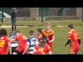 Dragons U16 v Eastern Rhinos April 14 2013