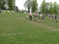 Berry Hill Festival U 8's Forward Pass still