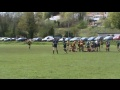 Stu's try v Nailsea still