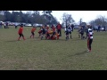 Rhinos U10s V Luctonians2 (at Bromsgrove) April 2013