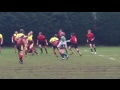 Team Try V North warwickshire & Hinkley College still