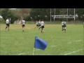 TNT Tackles and Tries. Fall 2011 still