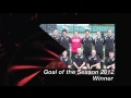 Goal of the season 2012 - Winner still