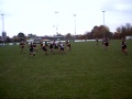 HRFC 3rds Vs Worcester 19/11/11 - Kick Off still