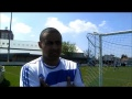 06/05/2013 - Pre Match Interview - Tony Sullivan (vs. Mossley) still