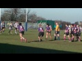 Under 18's Ladies Try by Ellie Frow v Aylestone St James still