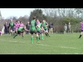1st half tries from Datchworth Cup Match still