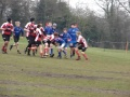 U13 Try vs Ex Saracens still