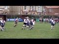 Brilliant tackle by Charlie v Pock 4.12.11 still