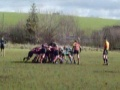 Chosen Hill 45  Old Cryptians 5 (under 15s county cup) still