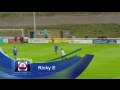 Bangor City vs Gap CQ - 17/08/12 still
