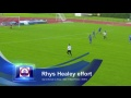 Under 19s vs Airbus - Welsh Premier League - 09/09/12 still