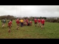 Friend try v Salcombe2 jan13 still