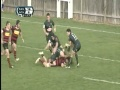 Jordan Smiler try on debut v Randwick still