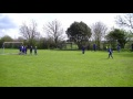U9 Colts Euan free kick v St Margarets still