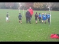 U7's Interteam Match on Sunday still