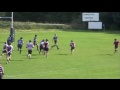 U15 v livi 23/09/12 clip 2 still