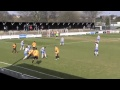 Cray Wanderers v Margate Highlights still