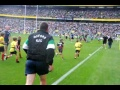 Cheeky Oxford U9s try in front of 70,000! still