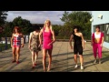 The Spice Girls - Darlington RFC Style!!! still