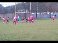U16 try vs Newton Stewart still