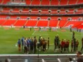 U10's @ Wembley still