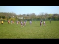 Shevington Sharks Under 10s v Langworthy Reds 25/03/12 still